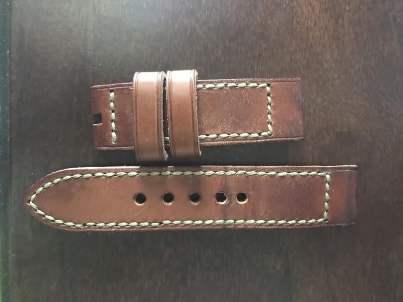 bracelet zeugma vintage 24mm St167810