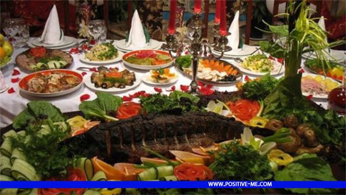 Что должно быть на новогоднем столе 2018 для удачной встречи года: рецепты блюд Bluda10