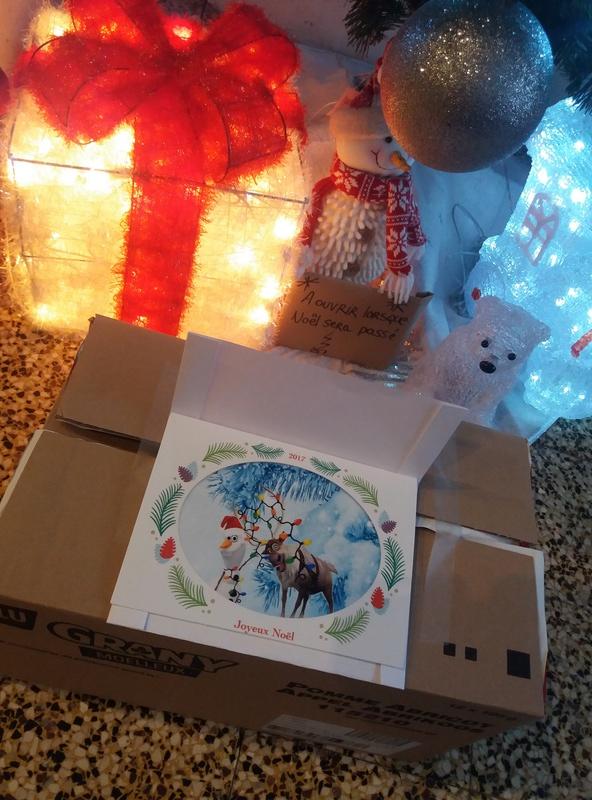 Père-Noël Surprise 2017 - Inscriptions closes : à vous de jouer - 20171226