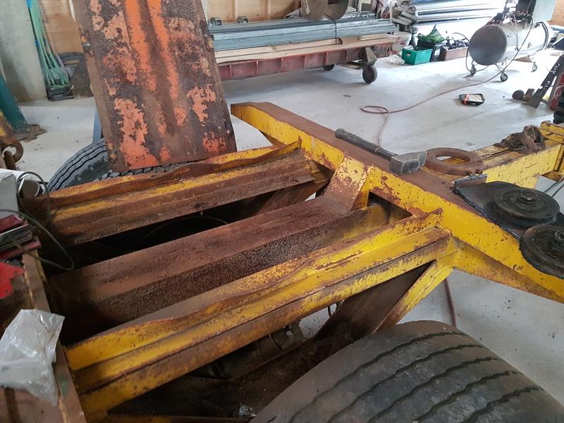 Remorque grumiere extensible  20170710