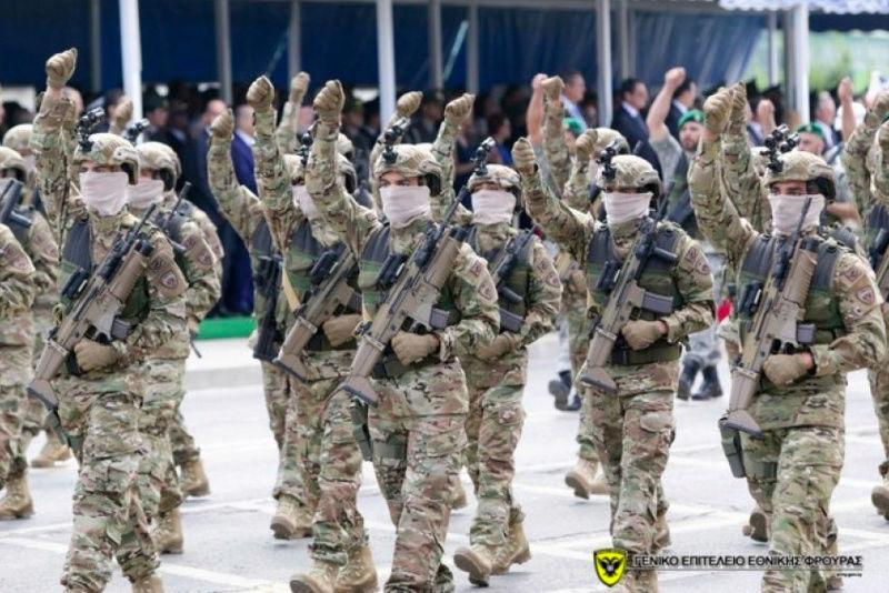 Armée Chypriote / Cypriot National Guard / Ethnikí Frourá 0a10