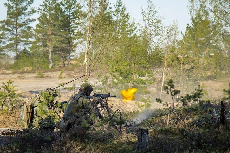 Armée Finlandaise / Finnish Defence Forces / puolustusvoimat - Page 9 1022