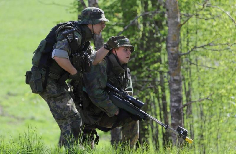Armée Finlandaise / Finnish Defence Forces / puolustusvoimat - Page 9 1034