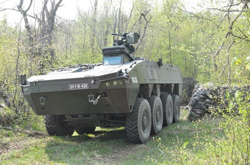 Slovenian Armed Forces / Slovenska vojska - Page 3 1039
