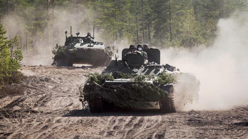 Armée Finlandaise / Finnish Defence Forces / puolustusvoimat - Page 9 1119