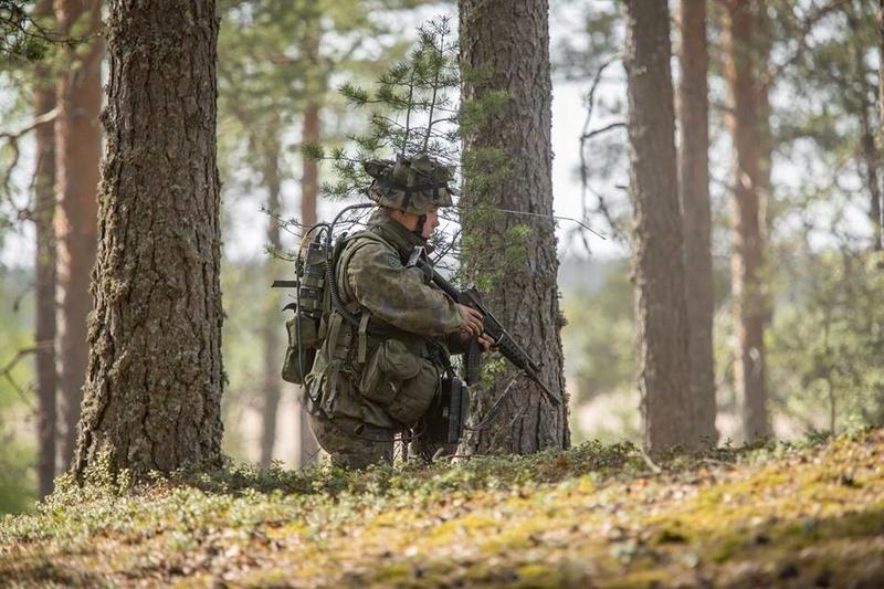 Armée Finlandaise / Finnish Defence Forces / puolustusvoimat - Page 9 1126