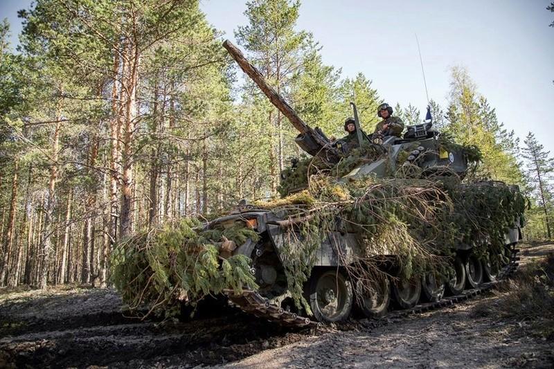 Armée Finlandaise / Finnish Defence Forces / puolustusvoimat - Page 9 1219