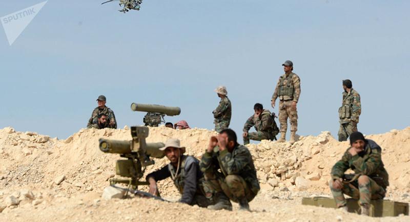 Armée Syrienne / Syrian Armed Forces / القوات المسلحة السورية - Page 22 1226