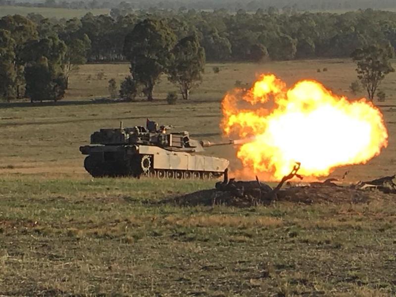 Armée Australienne/Australian Defence Force (ADF) - Page 3 1240