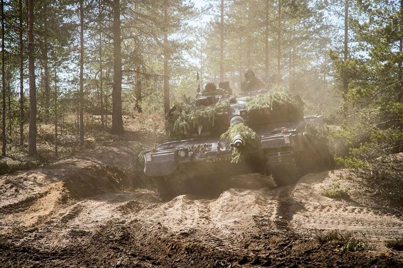 Armée Finlandaise / Finnish Defence Forces / puolustusvoimat - Page 9 1316