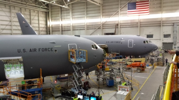 Boeing  KC-46  - Page 2 1317