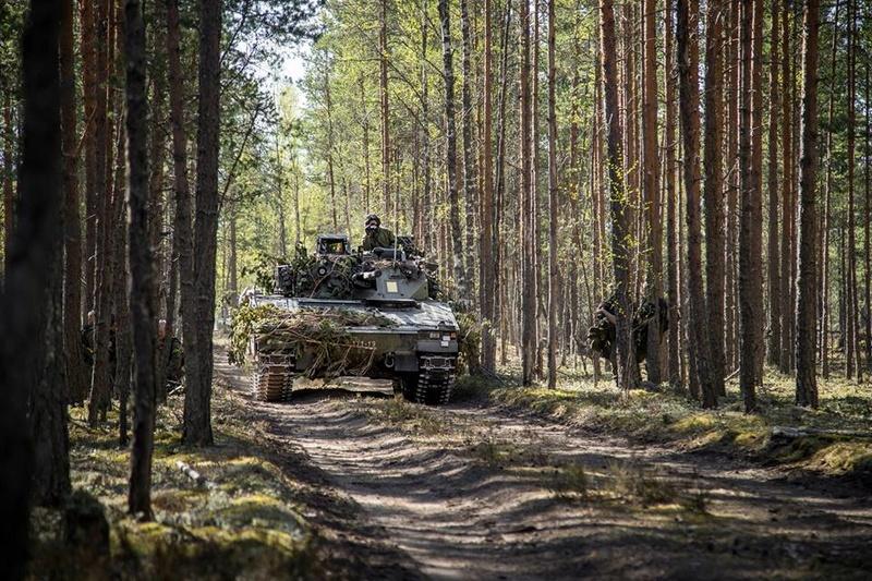 Armée Finlandaise / Finnish Defence Forces / puolustusvoimat - Page 9 1318
