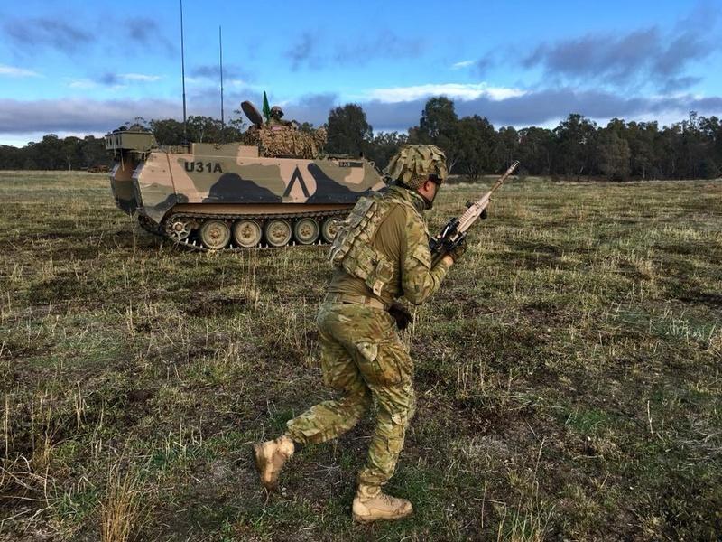 Armée Australienne/Australian Defence Force (ADF) - Page 3 1435