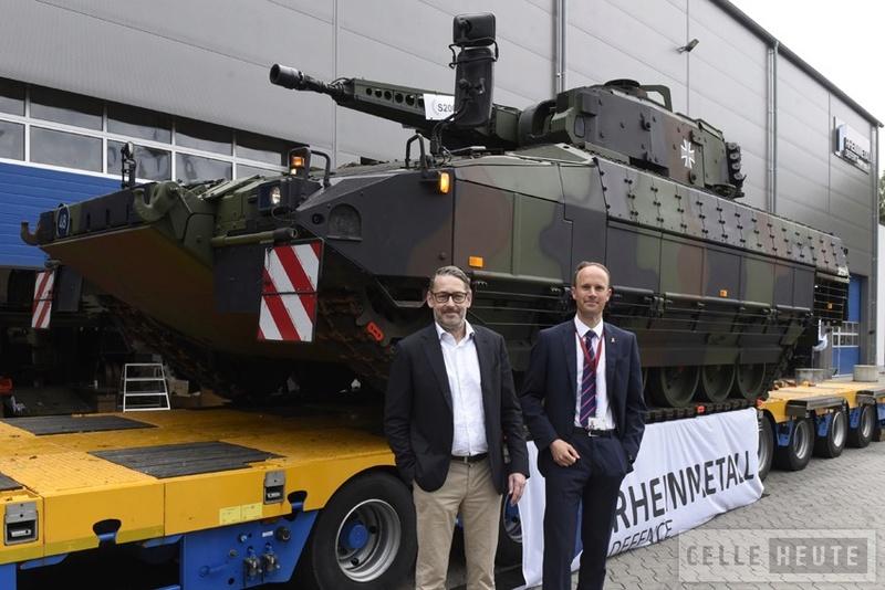 Industrie de defense Allemande / die deutsche Rüstungsindustrie - Page 4 1436