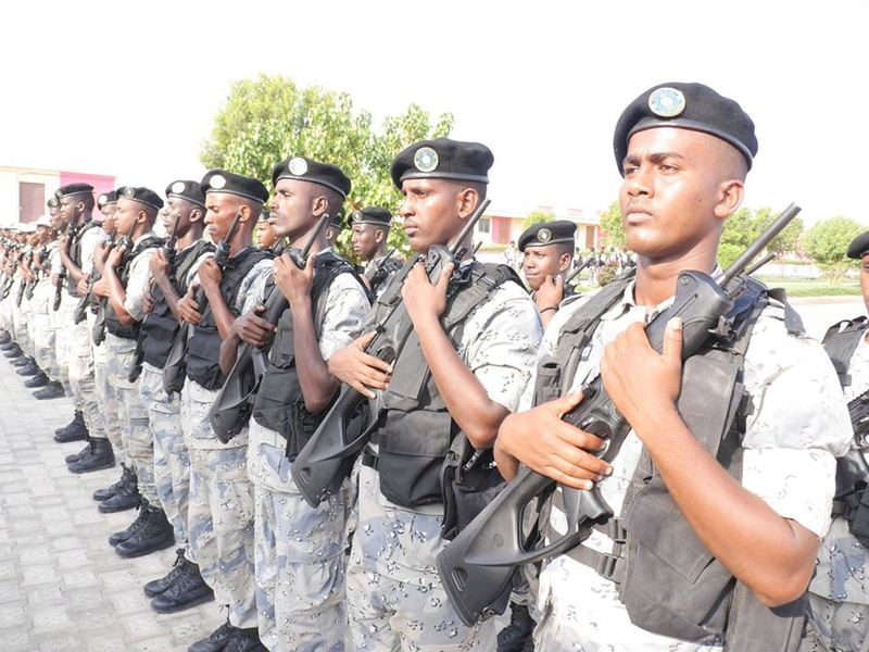 Armée djiboutienne / Djibouti National Army - Page 3 1442