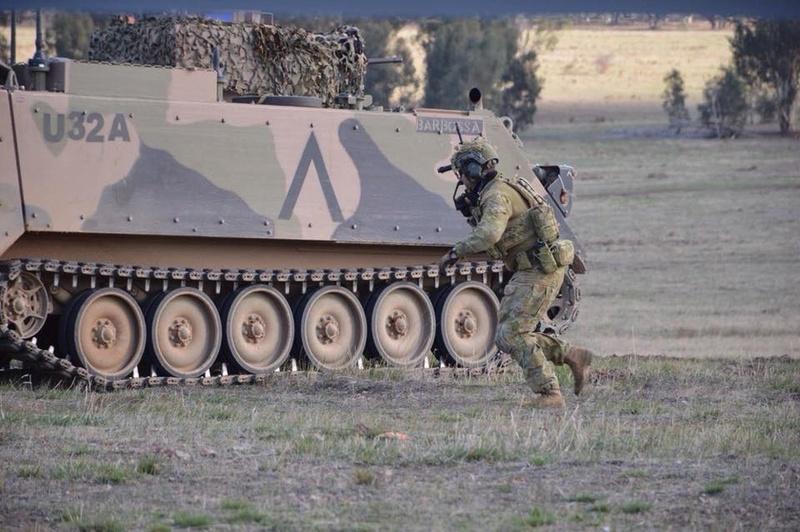 Armée Australienne/Australian Defence Force (ADF) - Page 3 1536