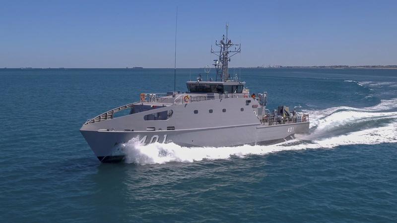 Force de défense de Papouasie Nouvelle-Guinée  / Papua New Guinea Defence Force (PNGDF) 15a111