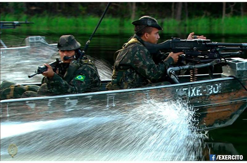 Armée Brésilienne/Brazilian Armed Forces/Forças Armadas Brasileiras - Page 33 20321