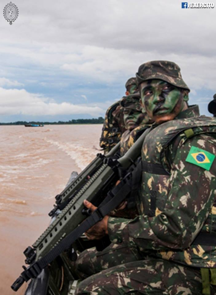 Armée Brésilienne/Brazilian Armed Forces/Forças Armadas Brasileiras - Page 33 20518
