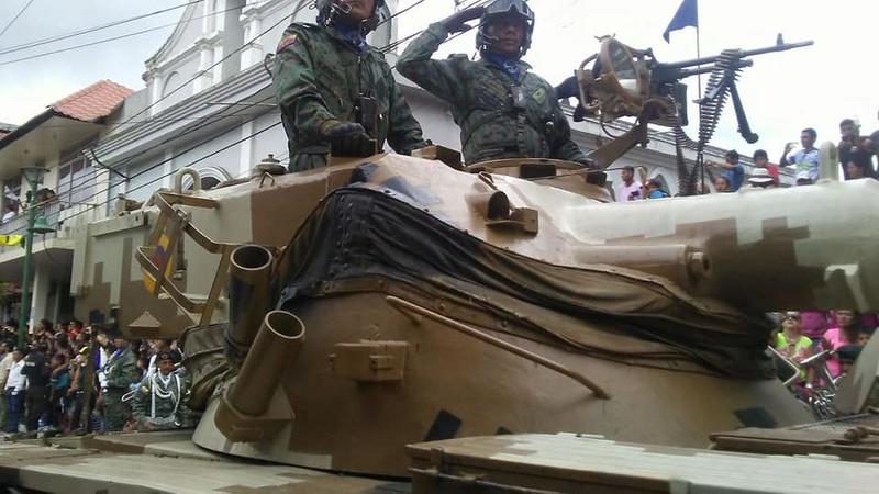 Armée Equatorienne/Fuerzas Armadas del Ecuador - Page 5 20813