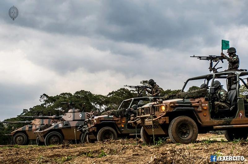 Armée Brésilienne/Brazilian Armed Forces/Forças Armadas Brasileiras - Page 33 21122