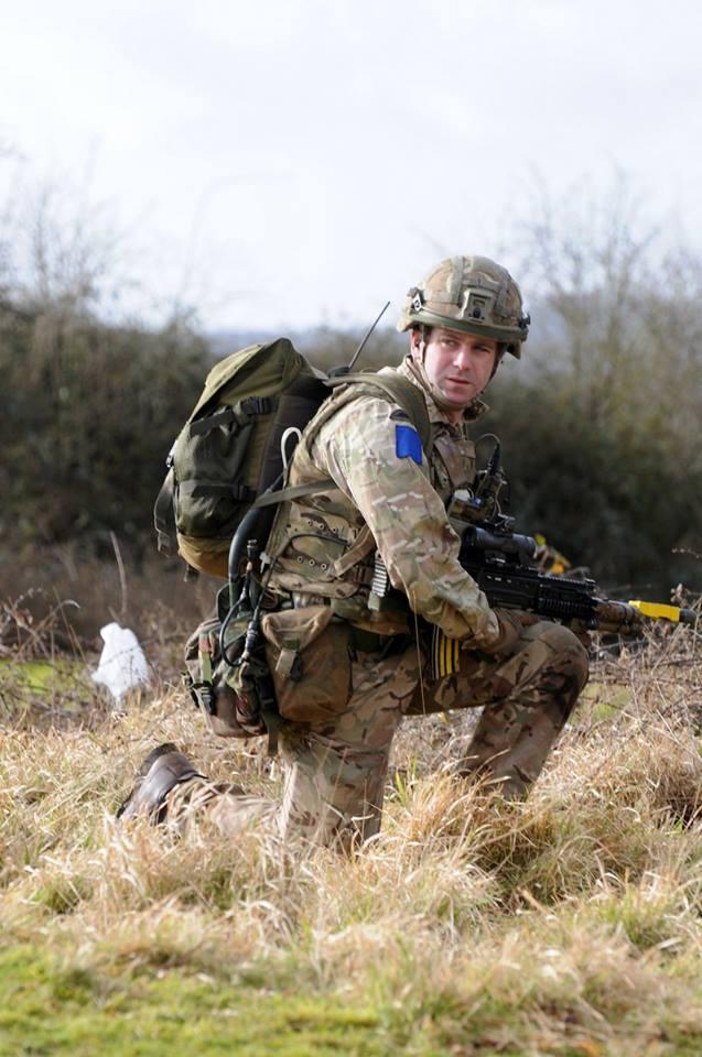 Armée Britannique/British Armed Forces - Page 8 21421
