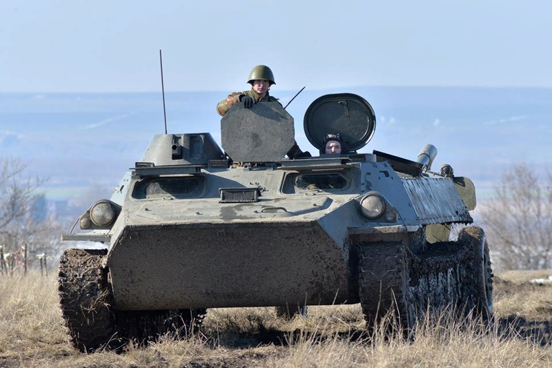 Forces armées moldaves - Page 2 21518