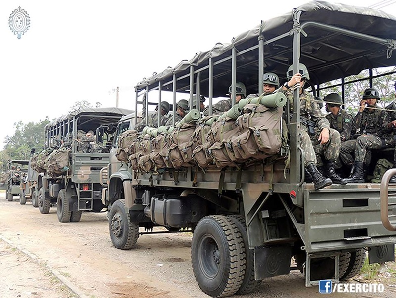 Armée Brésilienne/Brazilian Armed Forces/Forças Armadas Brasileiras - Page 33 21615
