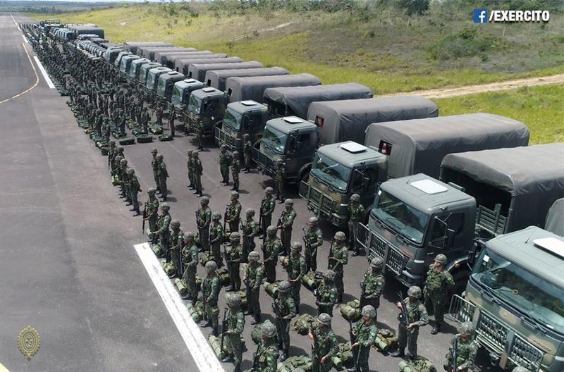 Armée Brésilienne/Brazilian Armed Forces/Forças Armadas Brasileiras - Page 33 21713