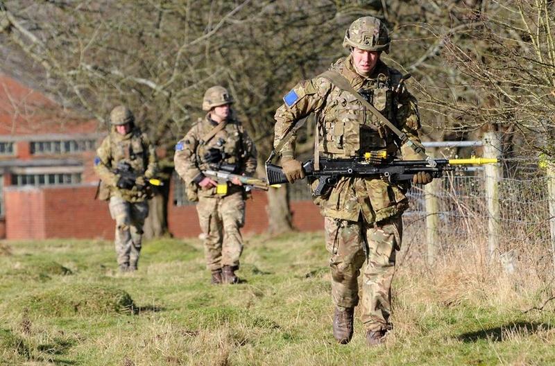 Armée Britannique/British Armed Forces - Page 8 21916