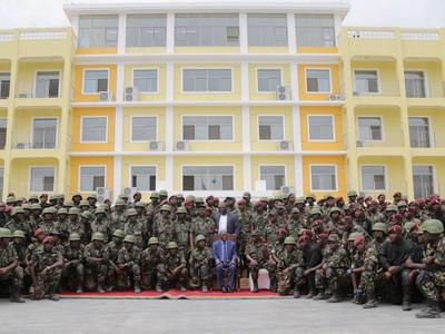 Armée tanzanienne / Tanzania Peoples' Defence Force ( TPDF ) 22516