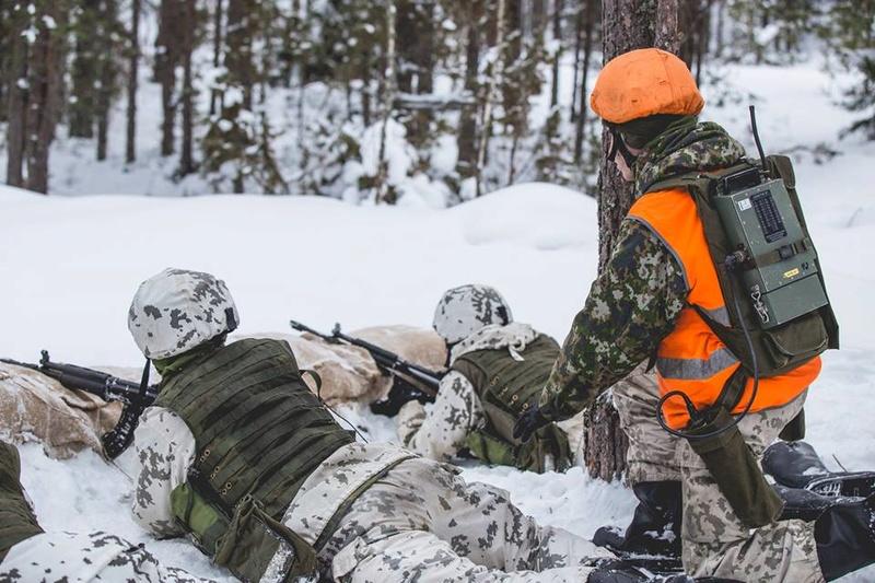 Armée Finlandaise / Finnish Defence Forces / puolustusvoimat - Page 9 22526