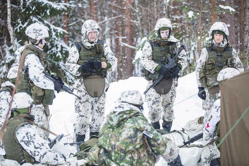Armée Finlandaise / Finnish Defence Forces / puolustusvoimat - Page 9 22621
