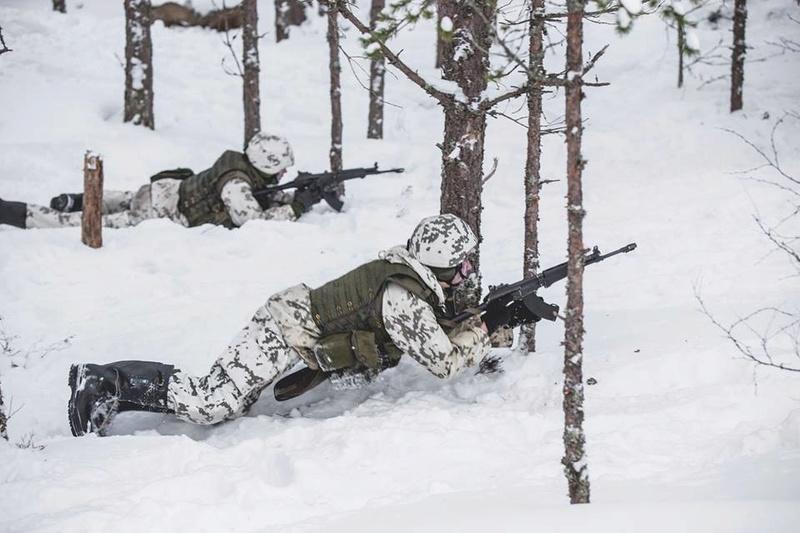 Armée Finlandaise / Finnish Defence Forces / puolustusvoimat - Page 9 22818