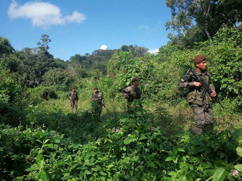 Les forces armées du Guatemala / Military of Guatemala / Ejército de Guatemala 23135
