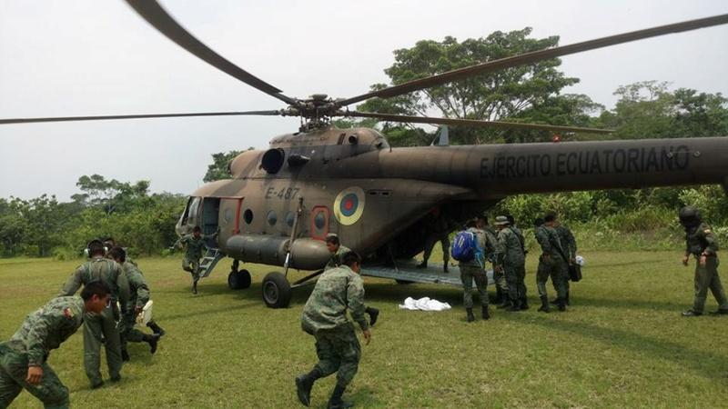 Armée Equatorienne/Fuerzas Armadas del Ecuador - Page 5 23138