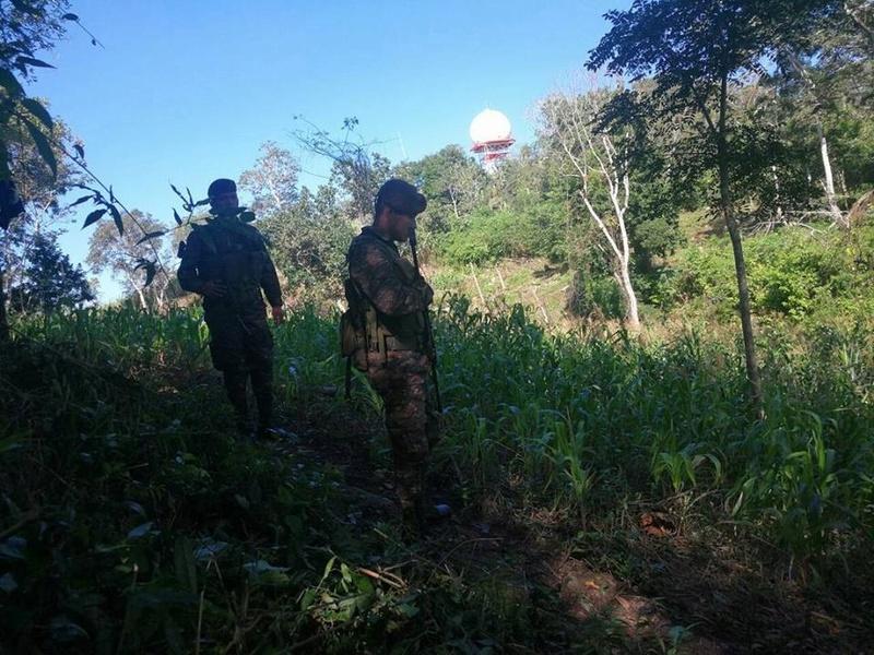Les forces armées du Guatemala / Military of Guatemala / Ejército de Guatemala 23232