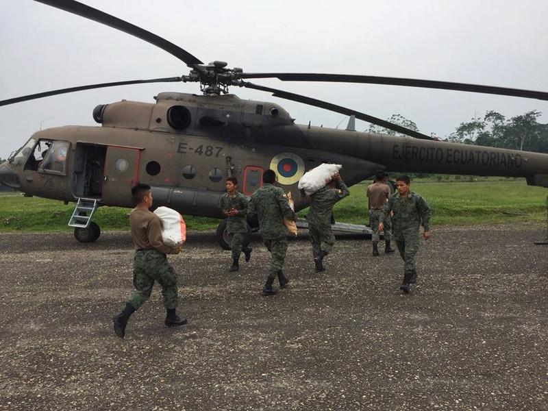 Armée Equatorienne/Fuerzas Armadas del Ecuador - Page 5 23235
