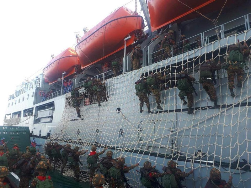 Forces armées birmanes/Myanmar Armed Forces/Tatmadaw - Page 4 23263