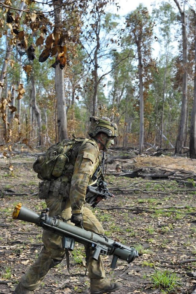 Armée Australienne/Australian Defence Force (ADF) 2347
