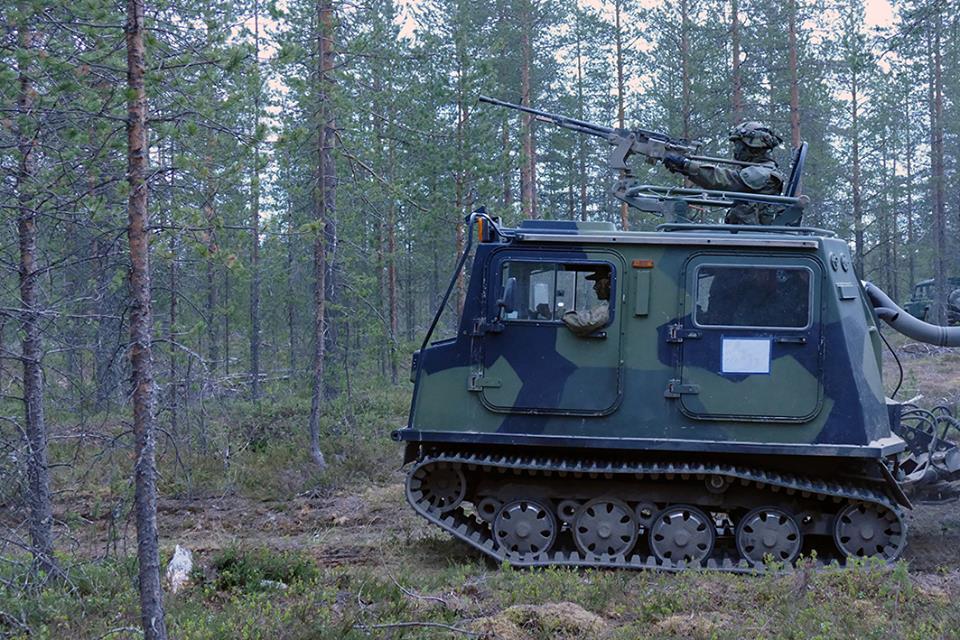 Armée Finlandaise / Finnish Defence Forces / puolustusvoimat - Page 9 2374