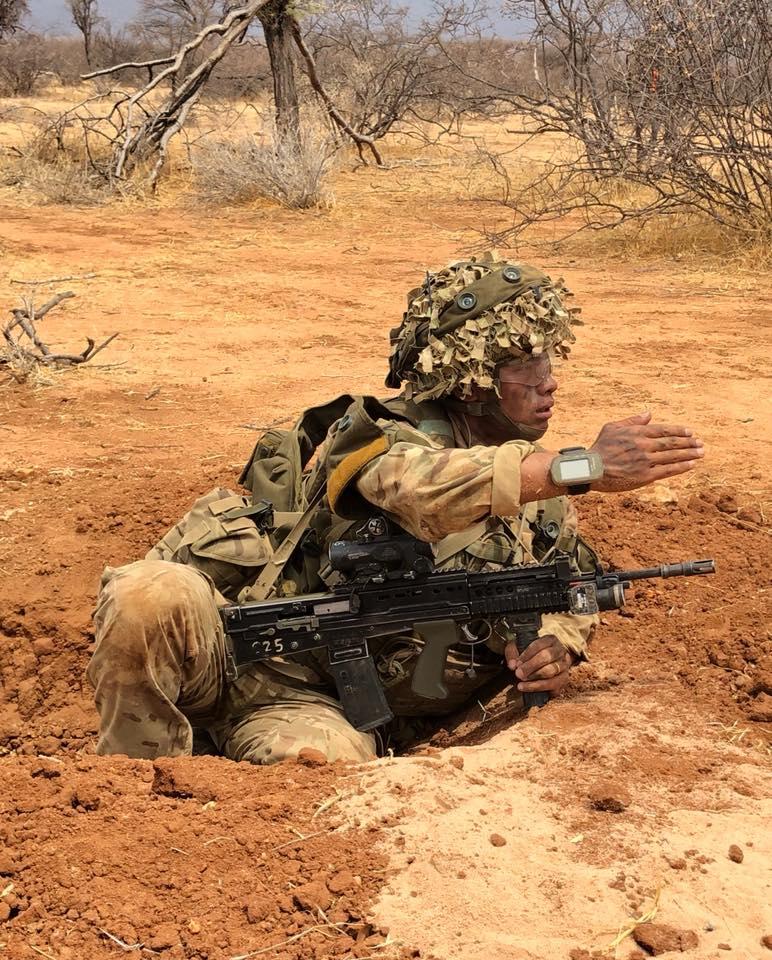 Armée Britannique/British Armed Forces - Page 9 23743