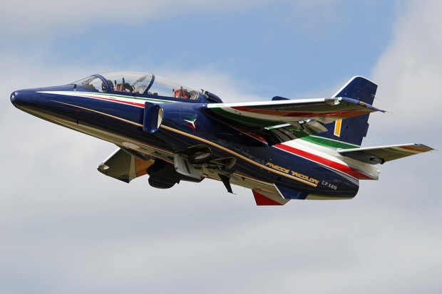 Aermacchi M-345HET (Trainer High Efficiency)  2390
