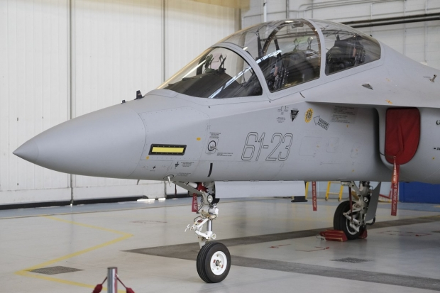 Aermacchi M-346 advanced jet trainer - Page 2 23921