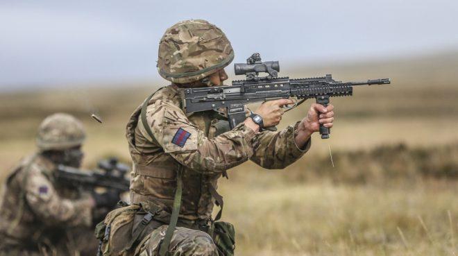 Armée Britannique/British Armed Forces - Page 9 24069