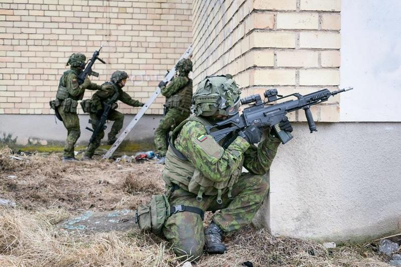 Armée lituanienne/Lithuanian Armed Forces - Page 6 24133