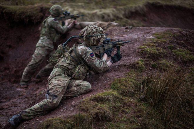 Armée Britannique/British Armed Forces - Page 9 24180