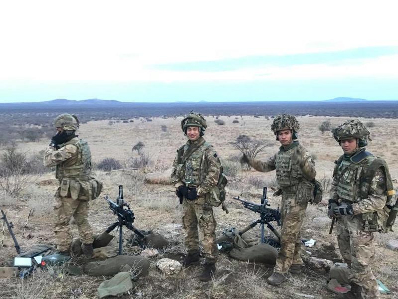 Armée Britannique/British Armed Forces - Page 9 24219