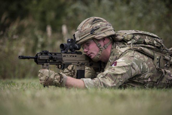 Armée Britannique/British Armed Forces - Page 9 24270