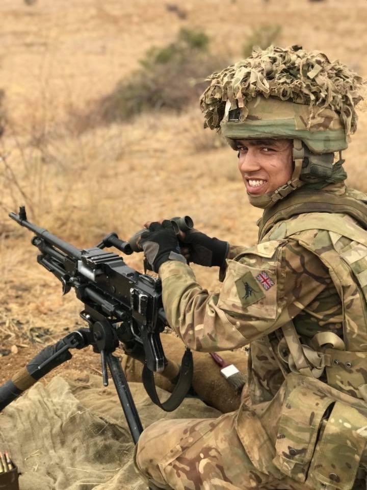 Armée Britannique/British Armed Forces - Page 9 24319